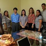 Grupo de trabajo del proyecto Repositorio Semántico de Objetos de Aprendizaje Basado en Ontologías para Entornos Virtuales