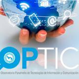 Imagen con el logo de OPTIC